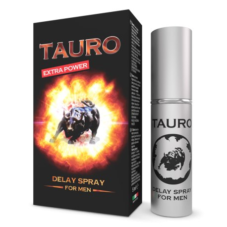 Spray Ritardante Tauro Extra Power 5 ml