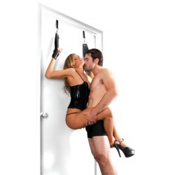 Costrittivo Bondage per Porta di Casa Deluxe Door Cuffs, Pipedream Fetish